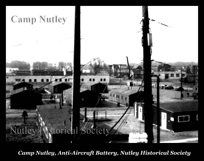 Camp Nutley NJ Antiaircraft Battery © 2016 Nutley Historical Societ