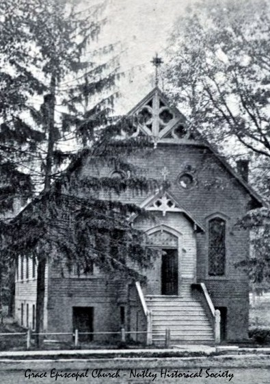 Grace Episcopal Church - Nutley Historical Society