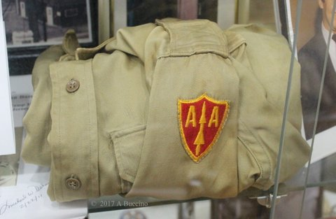 98th AAA Air Defense Battalion @ Nutley Museum